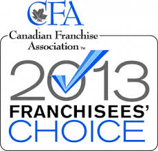 Home Instead Senior Care Wins 2013 Ultimate Canadian Franchise Award of Excellence