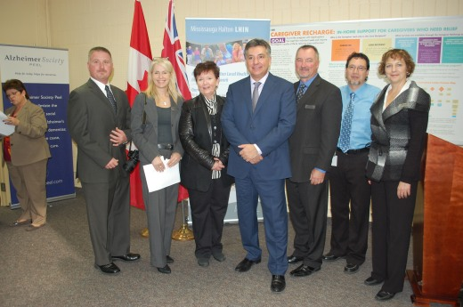 MPP Charles Sousa Announces Improved Access to Home and Community Care